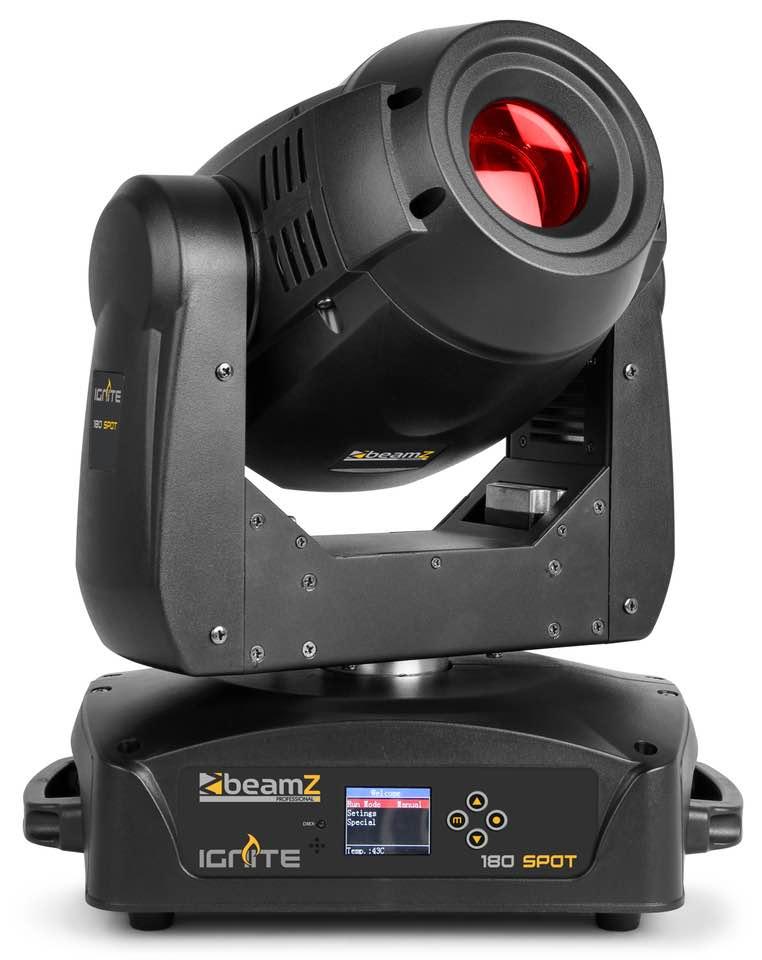 BEAMZ IGNITE180 TEST MOBILE SPOT LED