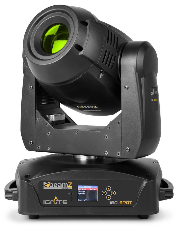 BEAMZ IGNITE180 LED 180W MOVING HEAD SPOT