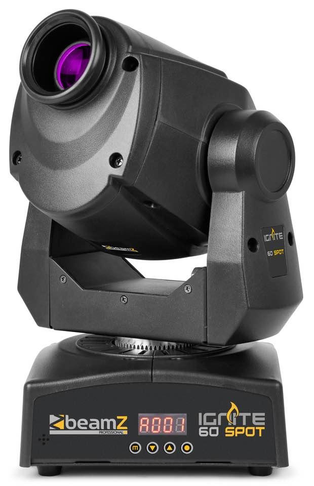 BEAMZ IGNITE60 LED60W MOVING HEAD SPOT