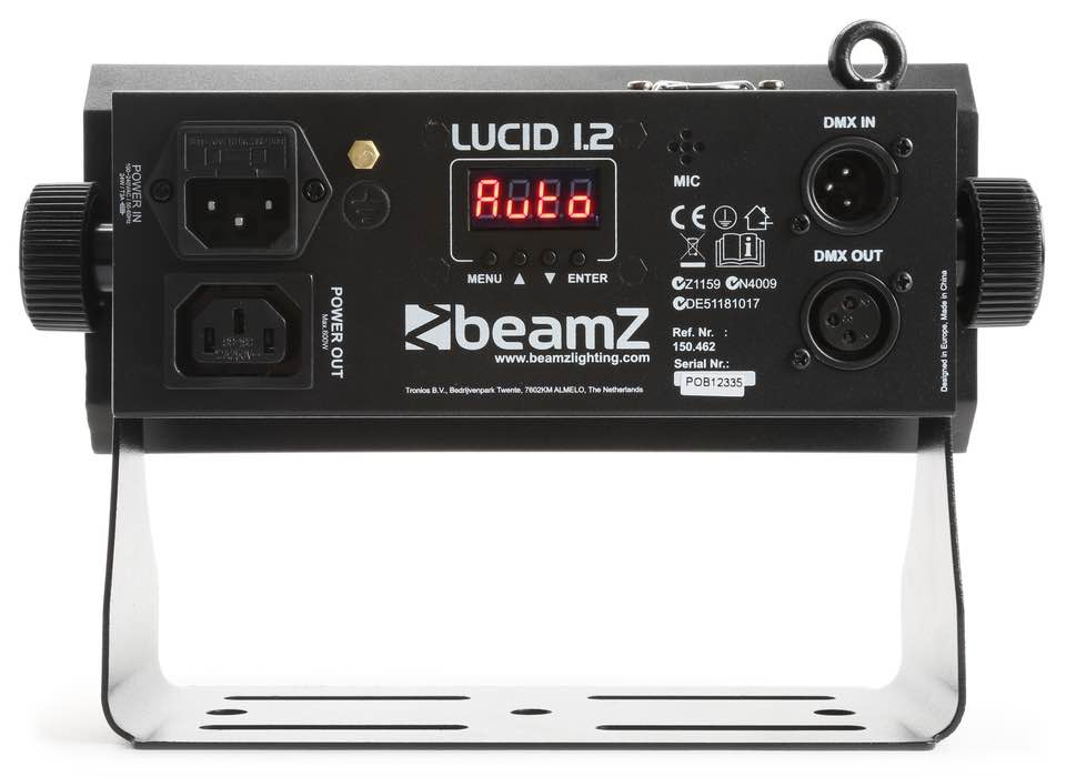 BEAMZ LUCID 1.2 2X 10W COB LEDS