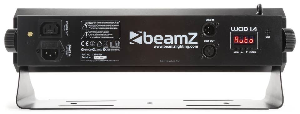 BEAMZ BC50-100 HALF COUPLER SL 100KG AL.