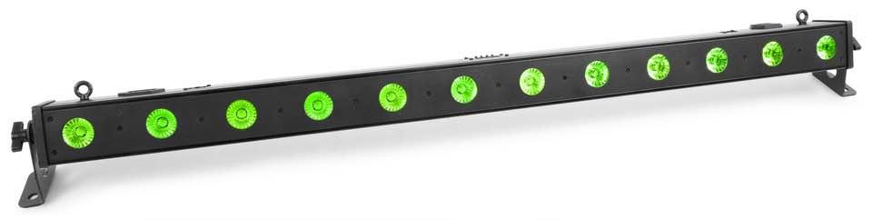 BEAMZ LCB140 LED BAR ALU.12X6W RGBW