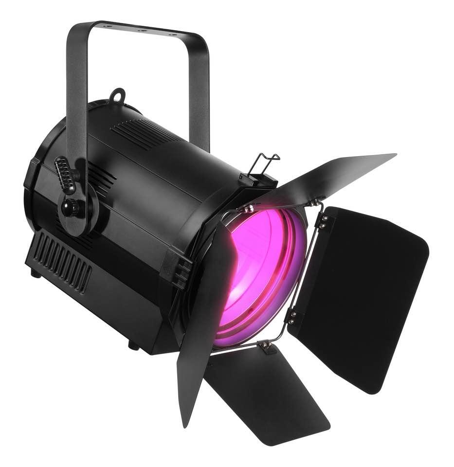 BEAMZ BTF200CZ FRESNEL ZOOM 200W LED RGBW
