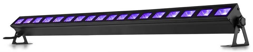 BEAMZ BUV183 LED BAR 18X3W UV