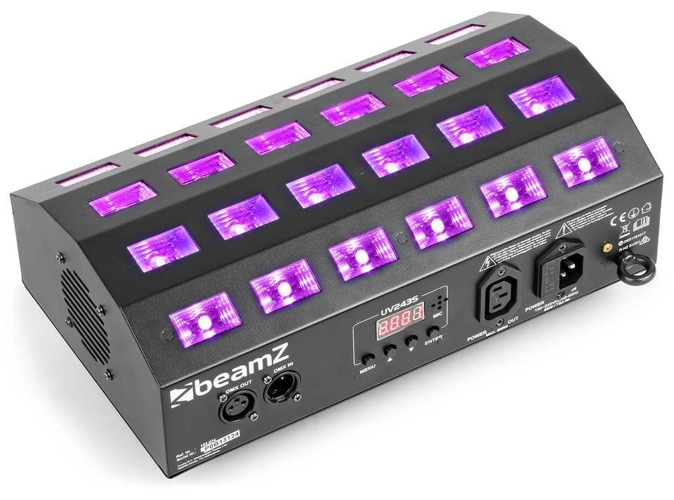 BEAMZ BUV463 LED UV FLOOD