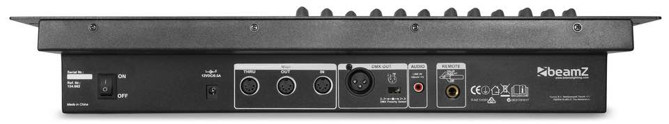BEAMZ DMX024PRO CONTROLLER SCENE SETTER