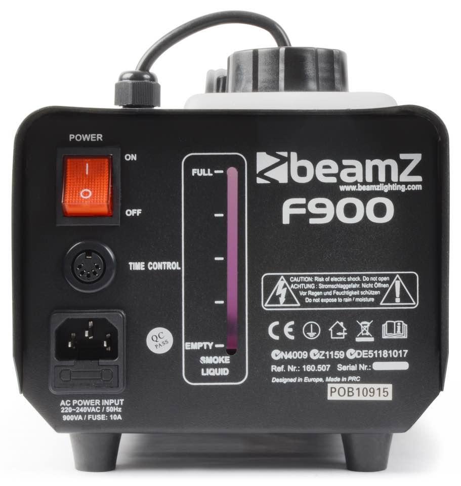 BEAMZ F900 FAZER WITH CONTROLLER