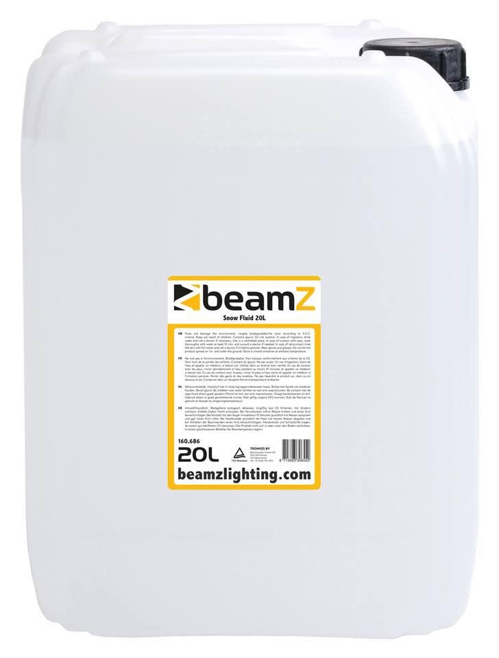 BEAMZ SNOWFLUID 20L