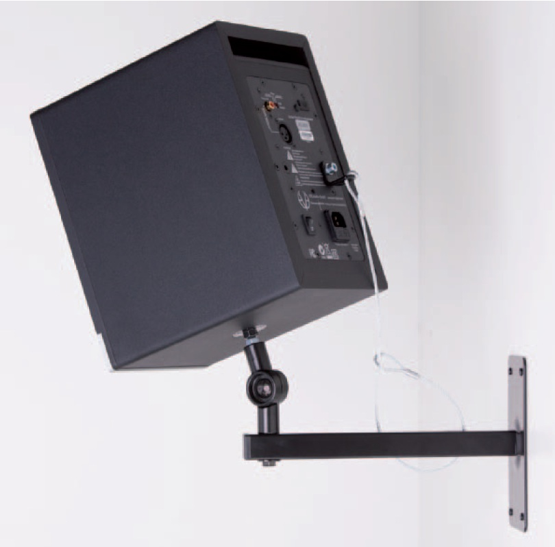 WALL MOUNTING ADAPTER SC204/SC205 MIC THREAD
