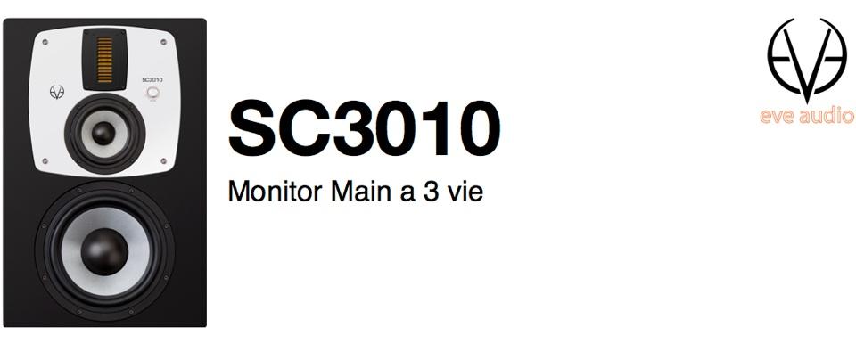 EVEAudioSC3010-banner