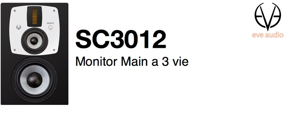 EVEAudioSC3012-banner