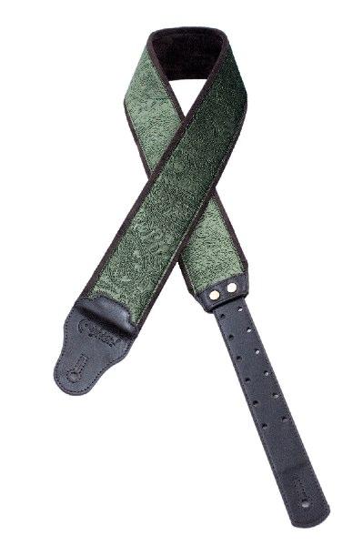 Guitar-Strap-Cashmere-Green-005