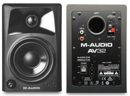 M-Audio AV32-01