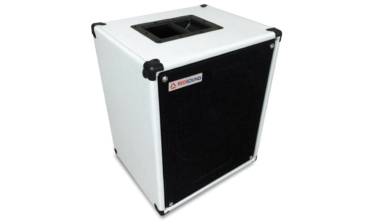 RED SOUND RS-LG12 ACTIVE WHITE
