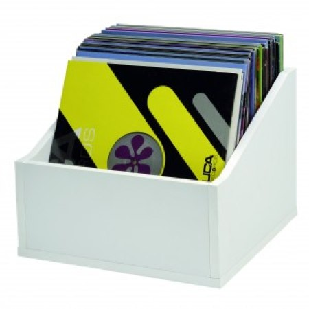 Record Box 110 Advanced White