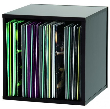 Record Box 110 Black