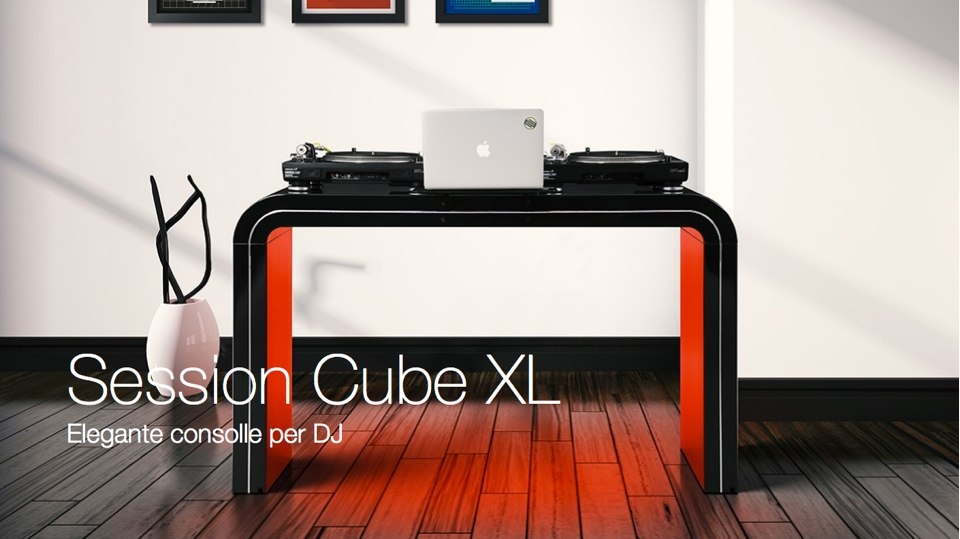 Session Cube XL-01