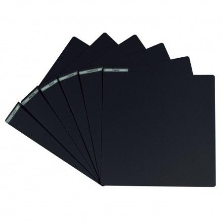 Vinyl Divider Black