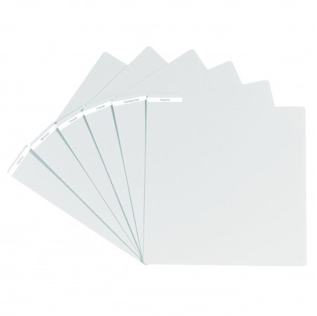 Vinyl Divider White