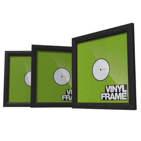 Vinyl Frame Set Black