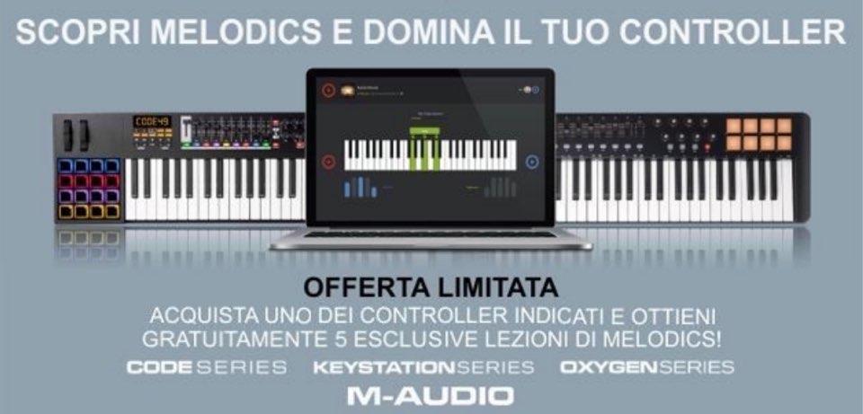Controller M-Audio-01
