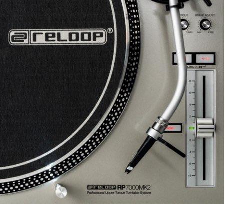 Reloop RP-7000 MK2 Silver-04