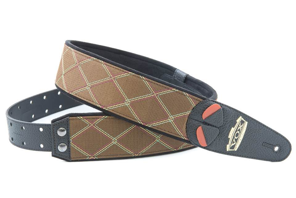 RIGHTON STRAPS AMPSTRAPS VOX BROWN