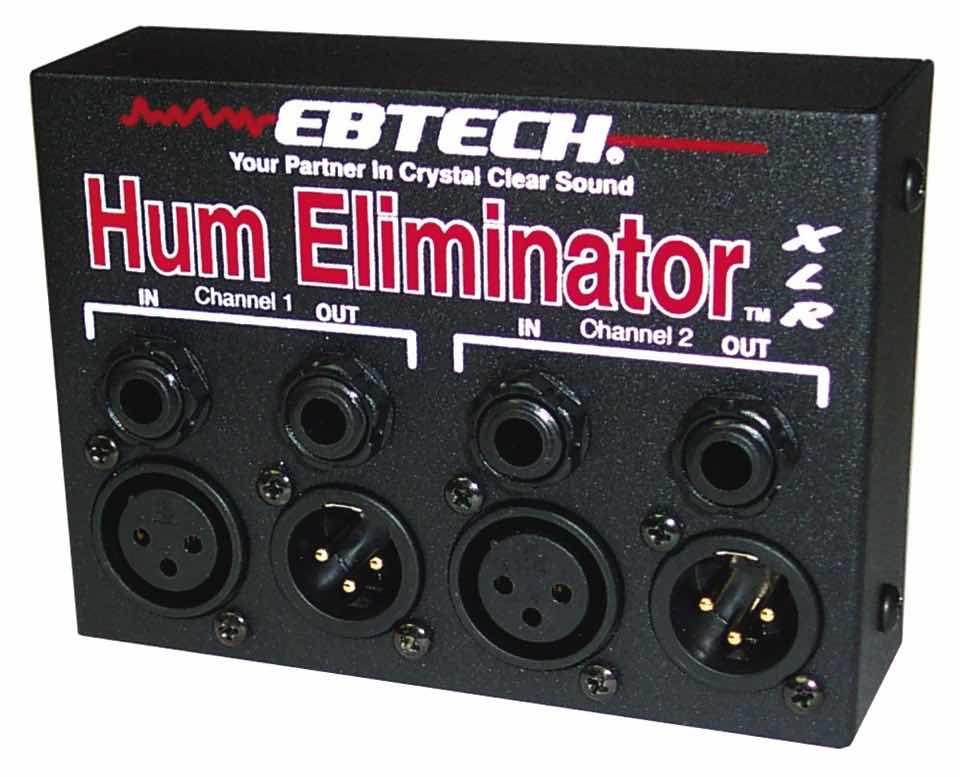 EBTECH HE-2 XLR