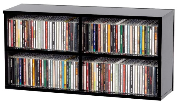 GLORIUS CD BOX 180 BLACK