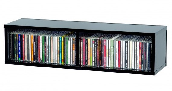 GLORIUS CD BOX 90 BLACK