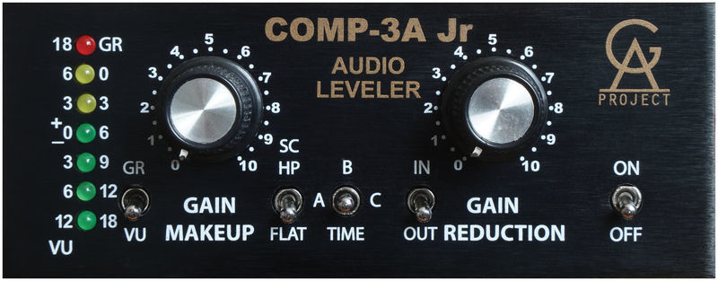 GOLDEN AGEPROJECT COMP-3A JR