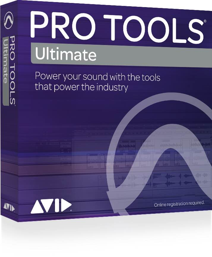 AVID PRO TOOLS PRO TOOLS - ULTIMATE 1-YEAR SOFTWARE UPDATES + SUPPORT PLAN RENEWAL