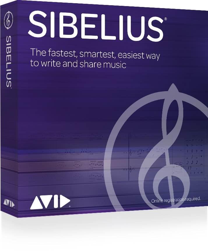AVID SIBELIUS SIBELIUS PERPETUAL LICENSE