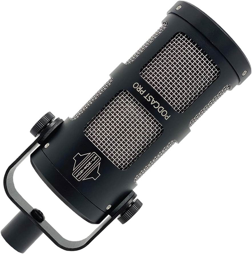 SONTRONICS PODCAST PRO BLACK